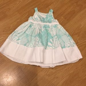 9 month girl dress